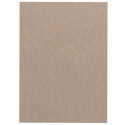 Обложка картон переплетный   А3 (290*407мм), толщина картона 1,25мм, картон, цвет коричневый Полином 2929