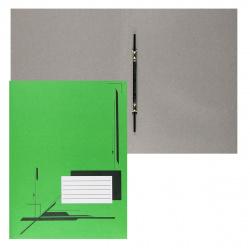 Скоросшиватель 0,3мм 260г/м Attomex 3112415 зеленый