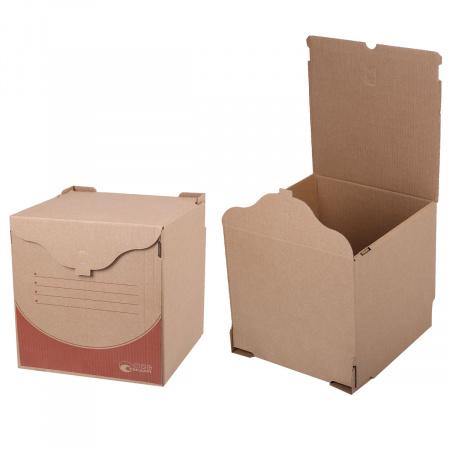 Короб архивный 330*310*340 гофрокартон 210