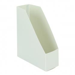 Картотека для трудовых книжек 3 отделения гофрокартон KT-701/446075 белый