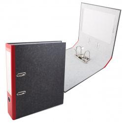 Регистратор 70мм мрам Original Pro торц карм разобранный Erich Krause 33019 красный