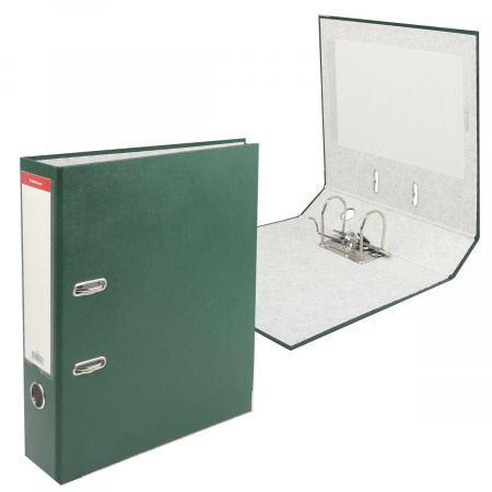 Регистратор А4, ширина корешка 70мм, картон, покрытие ПВХ Granite Erich Krause 43519