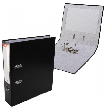 Регистратор А4, ширина корешка 70мм, картон, покрытие ПВХ Granite Erich Krause 43516