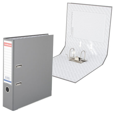 Регистратор А4, ширина корешка 70мм, картон, покрытие ПВХ Бизнес Erich Krause 209