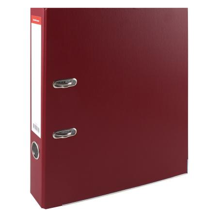 Регистратор А4, ширина корешка 70мм, картон, покрытие ПВХ Бизнес Erich Krause 202