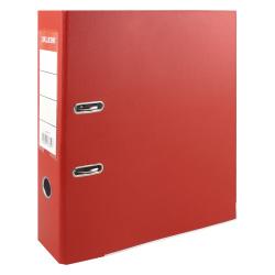 Регистратор 75мм п/п торц карм разобранный KLERK 200028/7 красный