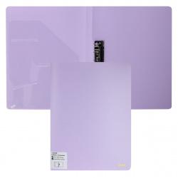 Папка с зажимом с карм 0,65мм 16мм deVENTE Pastel 3110803 сирен