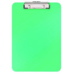 Планшет с зажимом А4, ПВХ, цвет бирюзовый Pastel Pastel deVENTE 3034000