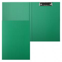 Планшет с зажимом А4, картон, покрыт бумвинилом, цвет зеленый Classic Expert Complete EC18823