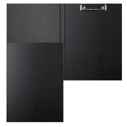 Планшет с зажимом А4, картон, покрытие ПВХ, цвет черный Classic Expert Complete EC18821