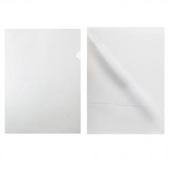 Папка-уголок 0,15мм ЕЕ-310/816382 прозр