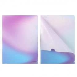 Папка-уголок 0,18мм deVENTE Rainbow 3074800