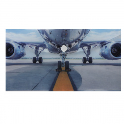 Папка конверт на кнопке Полоса А6 (125*225мм), пластик, цвет рисунок КОКОС 205734