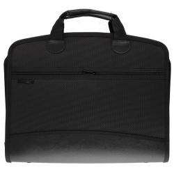 Папка-портфель А4, пластик, цвет черный PR4-ZOH5-K inФОРМАТ