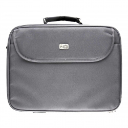 "Сумка для ноутбука PC PET PCP-A1015GY 15.6"" 31*41*5 руч плеч темно-серый"