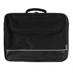 """Сумка для ноутбука Defender Ascetic 15""""-16"""" 31*41*5 черный, жесткий каркас, усиленная защита, карман"""