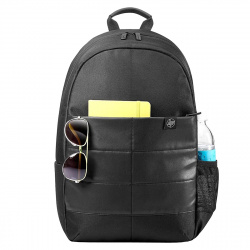 "Сумка-рюкзак для ноутбука HP 1FK05AA 15.6"" 30*45*18 черный"