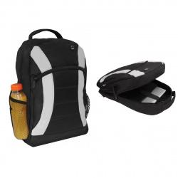 """Сумка-рюкзак для ноутбука 15.6"""" 31*45*12 Defender Everest полиэстер черн"""