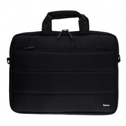 """Сумка для ноутбука Toronto 15,6"""" (280*380*40мм), органайзер, цвет черный Hama 101848"""