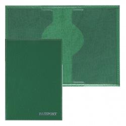 Обложка для паспорта кожа Имидж Passport Крокодил голография отстрочка 1,01гр-КРОКОДИЛ-229 салатовый