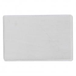 Футляр для карт пластиковый 70*90 ДПС 1164.250 прозрачный