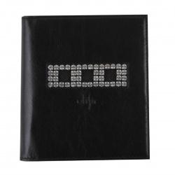 Визитница на 28 визиток, натуральная кожа, 115*130мм Elisir W-6-N-101