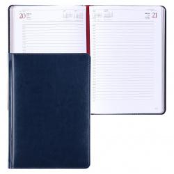 Ежедневник датированный 2022г, А5, 168, книжный переплет Sidney Nebraska BrunoVisconti 3-125/04
