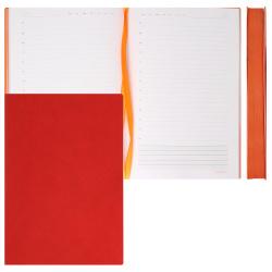 Ежедневник недатированный, А5, 136, книжный переплет Mercury BrunoVisconti 3-435/09
