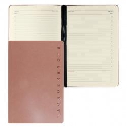 Ежедневник недатированный, А5, 168, книжный переплет FIORENZO 209798