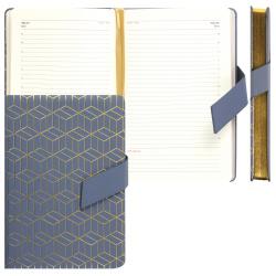 Ежедневник недатированный, А5, 168, книжный переплет FIORENZO 209765
