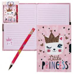 Набор подарочный 2пр Книжка зап А6 (110*150) +ручка Cat 206953 КОКОС