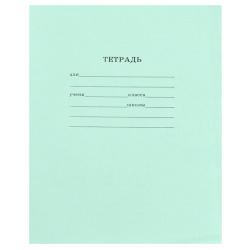 Тетрадь 12л линия Маяк Канц 1Г Классика Зелёная Т 5012 Т2 ЗЕЛ 1Г