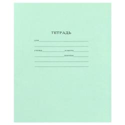 Тетрадь 12л частая косая линия Маяк Канц 4Г Классика Зелёная Т 5012 Т2 ЗЕЛ 4*