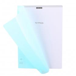 Тетрадь А4 48л клетка обл мел карт Проф-Пресс Офис Слова о России 48-0234
