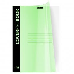 Тетрадь А4, 80л, клетка, на скобе Hatber NEWtone Pastel 80Т4лA1_05039