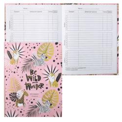 Дневник 1-4 класс, для девочек, твердый картон 7Бц Small jungle БиДжи Д5т48_лм_тгф 9391
