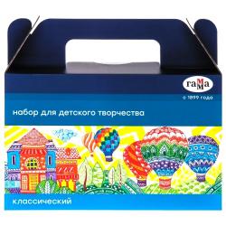 Набор для детского творчества Гамма Классический в подарочной коробке 7-12 лет 270420206