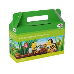 Набор для детского творчества Гамма Пчелка в подарочной коробке 3-6 лет 270420203