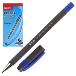 Ручка шар 0,7 антискольз корп Beifa A-PLUS КA309500 син к/к