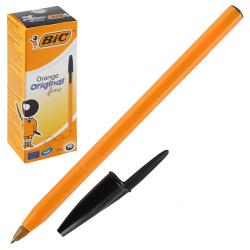 Ручка пишущий узел 0,8мм, цвет чернил черный Orange Bic 8099231