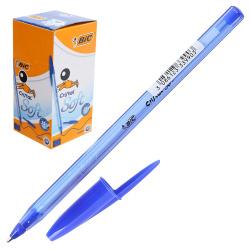 Ручка пишущий узел 1,0мм, цвет чернил синий Coft Bic 951434