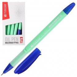 Ручка масляная, пишущий узел 0,7мм, цвет чернил синий Tukzar TZ 16205