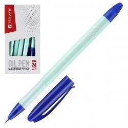 Ручка масляная, пишущий узел 0,7мм, цвет чернил синий Tukzar TZ 16206