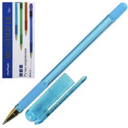 Ручка масляная, пишущий узел 0,5мм, цвет чернил синий MC Gold MunHwa MCL-02