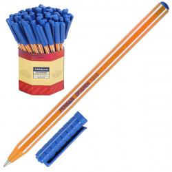 Ручка пишущий узел 1,0мм, цвет чернил синий Office Pensan 1010