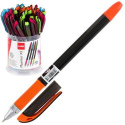 Ручка пишущий узел 0,7мм, игольчатая, цвет чернил синий Tinted Maxriter XS Cello 491904