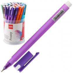 Ручка пишущий узел 0,7мм, игольчатая, цвет чернил синий Frosty Cello 705