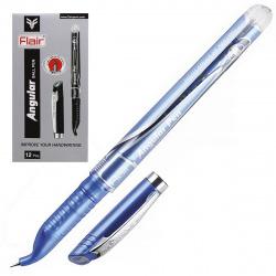 Ручка пишущий узел 0,6мм, игольчатая, цвет чернил синий Angular Flair F-888