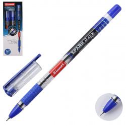Ручка пишущий узел 0,7мм, игольчатая, цвет чернил синий Spark Luxor 1597