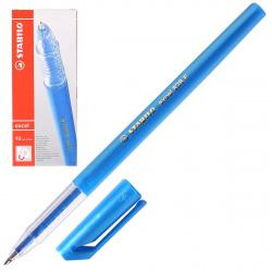 Ручка пишущий узел 0,7мм, цвет чернил синий Stabilo 828/41F